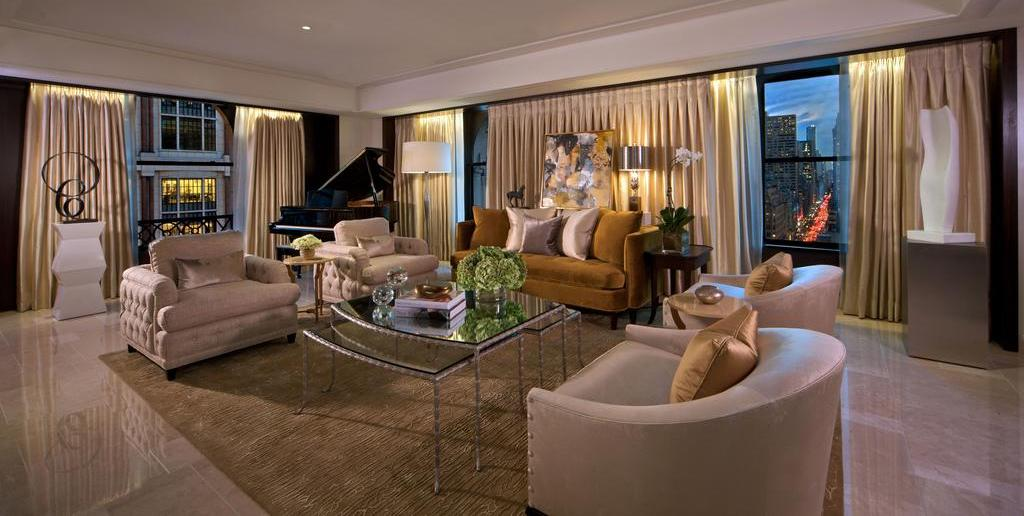 Penthouse Rentals New York