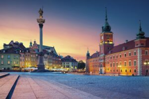 Hotels in Warsaw Poland