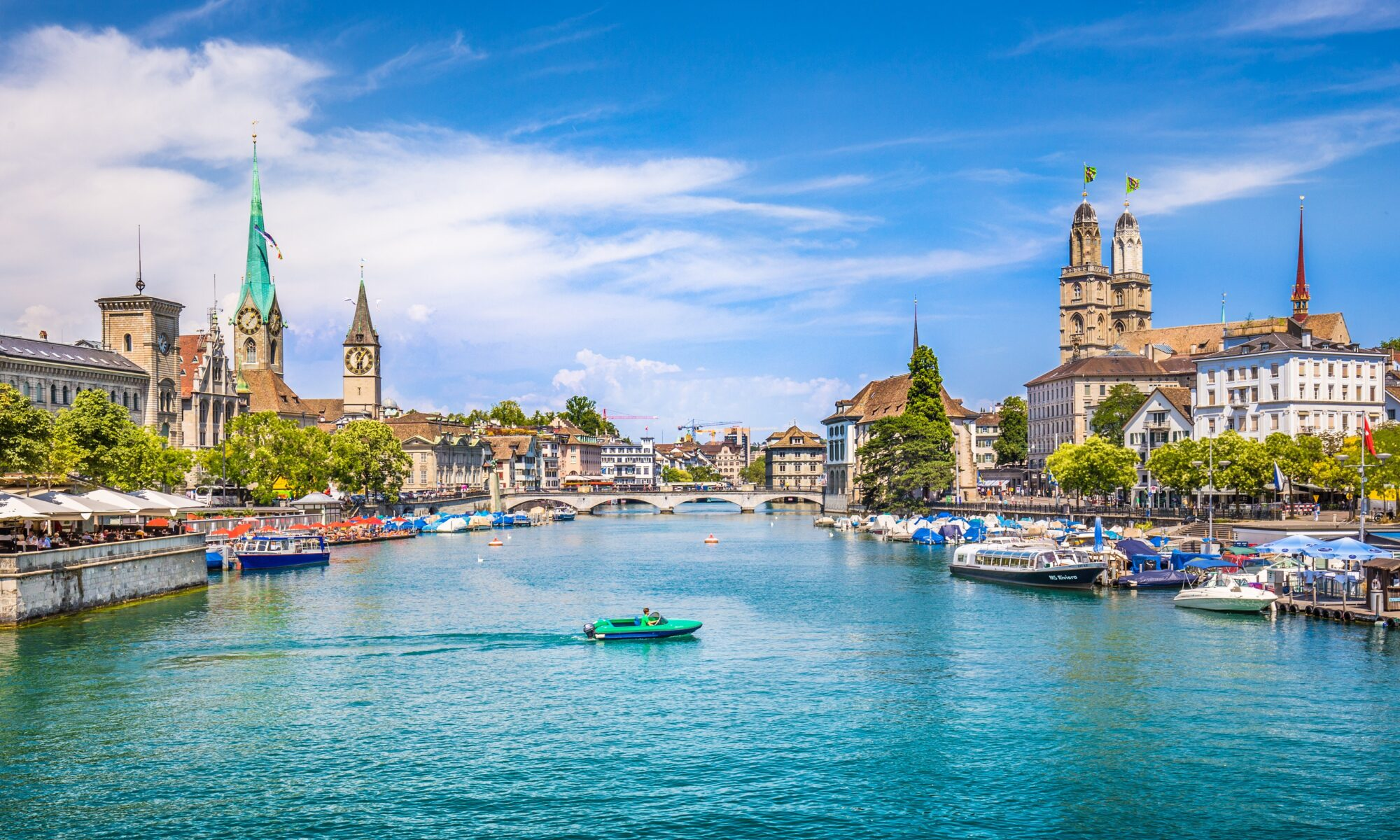Hotels in Zurich Switzerland