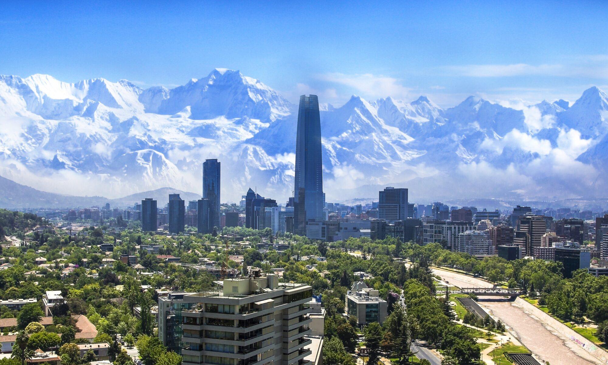 Hotels in Santiago
