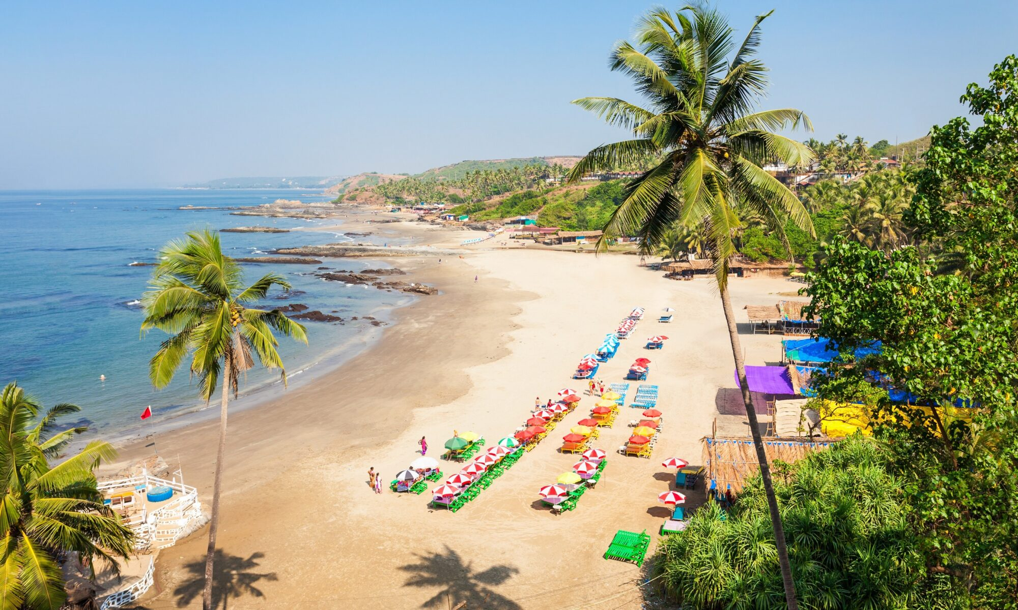 Hotels in Goa India