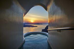 Hotels in Santorini Greece