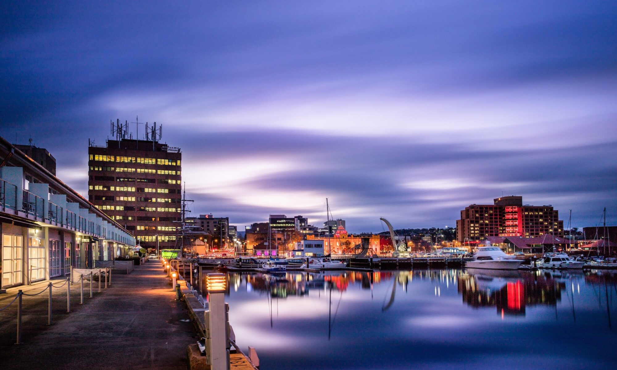 Hotels in Hobart Tasmania
