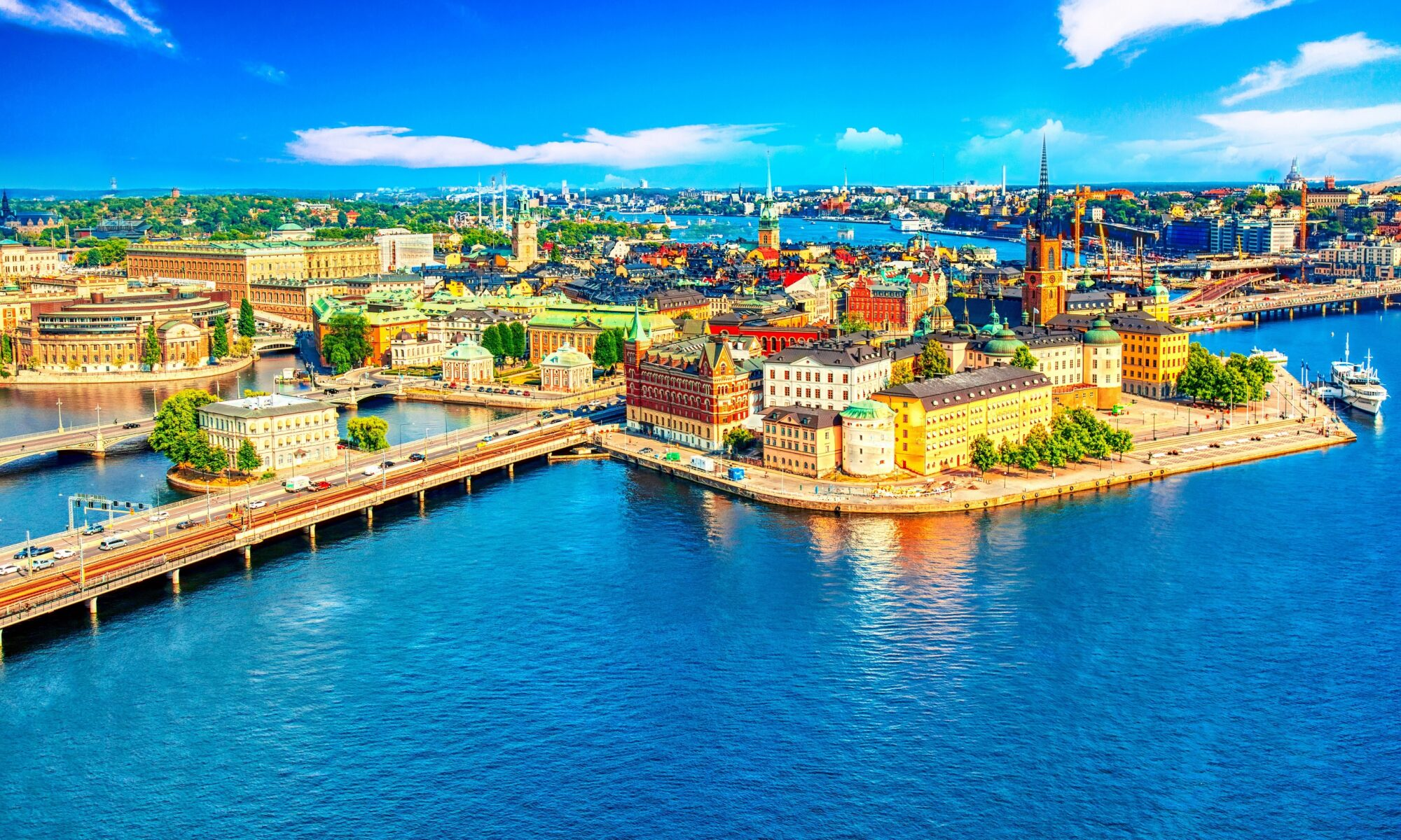 Hotels in Stockholm Sweden