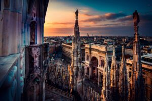 Hotels in Milan Italy