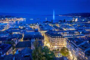 Hotels in Geneva Switzerland