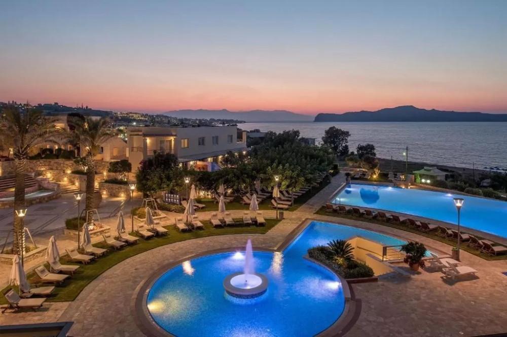 Hotels in Crete Greece